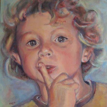 Portretschilderijen in Amersfoort