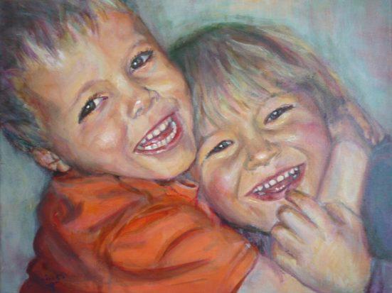 schilderij in opdracht