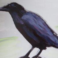 Werk cursisten  schildercursus Lida Meines