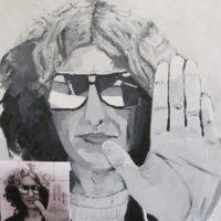 werk cursist van cursus portretschilderen Lida Meines